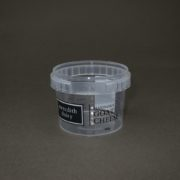 120ml IML 120T69R  Plastic food container
