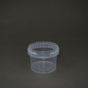 120ml x Ø69mm SK Packaging 120T69R  Plastic food container