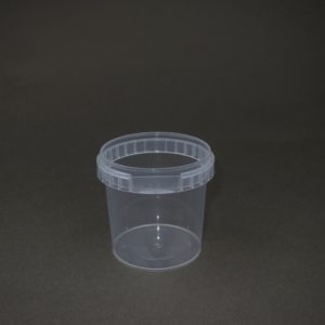155ml x Ø69mm SK Packaging 155T69R  Plastic food container