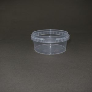 180ml x Ø95mm SK Packaging 180T95R  Plastic food container