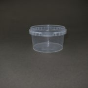 240ml x Ø95mm SK Packaging 240T95R  Plastic food container