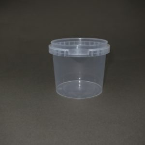 365ml x Ø95mm SK Packaging 365T95R  Plastic food container