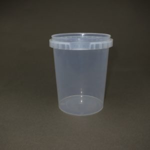 520ml x Ø95mm SK Packaging 520T95R  Plastic food container