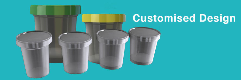 Plastic food container design australia