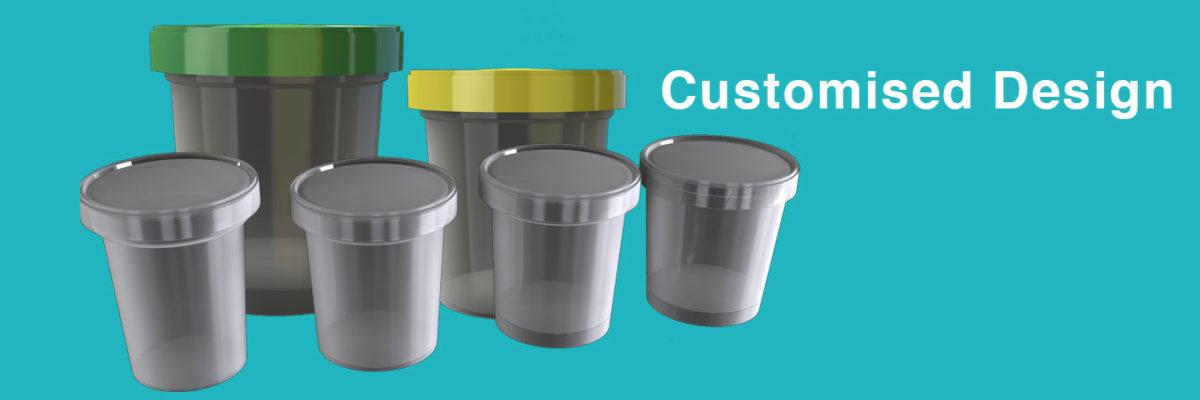 Plastic food container design australia