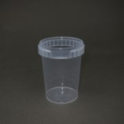 200ml x Ø69mm SK Packaging 200T69R  Plastic food container