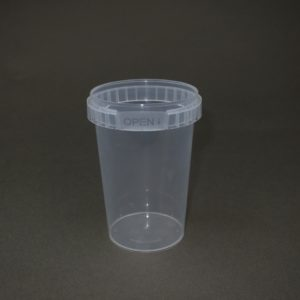 215ml x Ø69mm SK Packaging 215T69R  Plastic food container