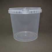 TOPPAC 1550ml x Ø148 Plastic food container