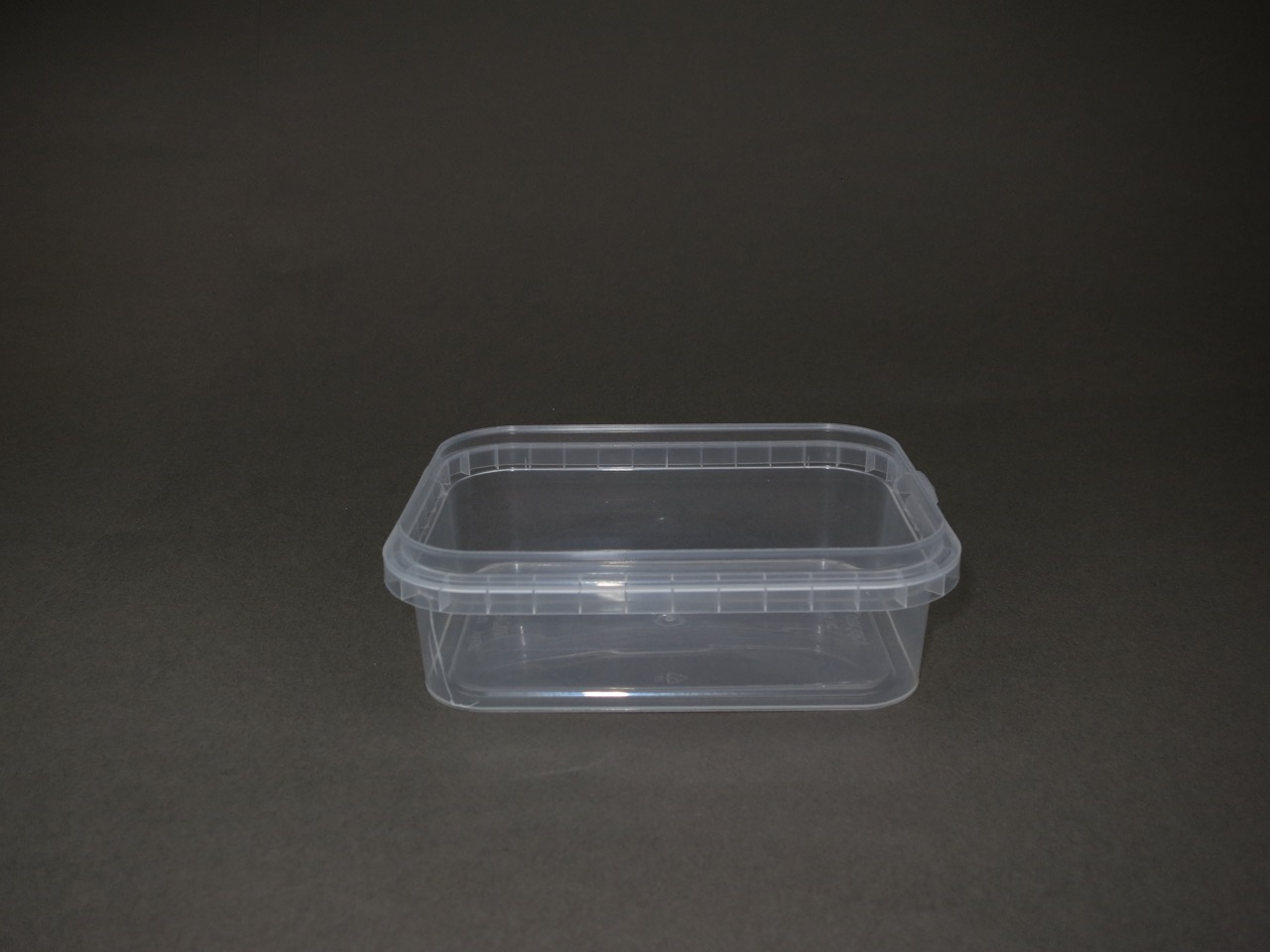 TOPPAC 280ml Rectangle 105 x 192mm (side view)