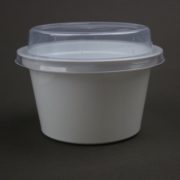 260ml 170g Yoghurt tub diameter 97mm MPAK