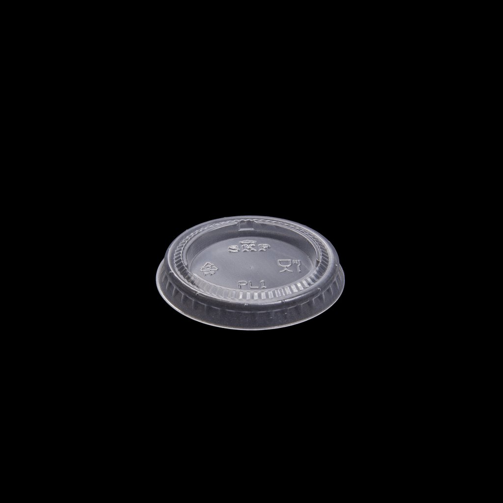 Lid for SKP plastic sauce sample cups australia