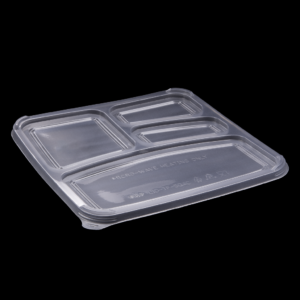 SKP lid for plastic 4 Compartment Container Australia