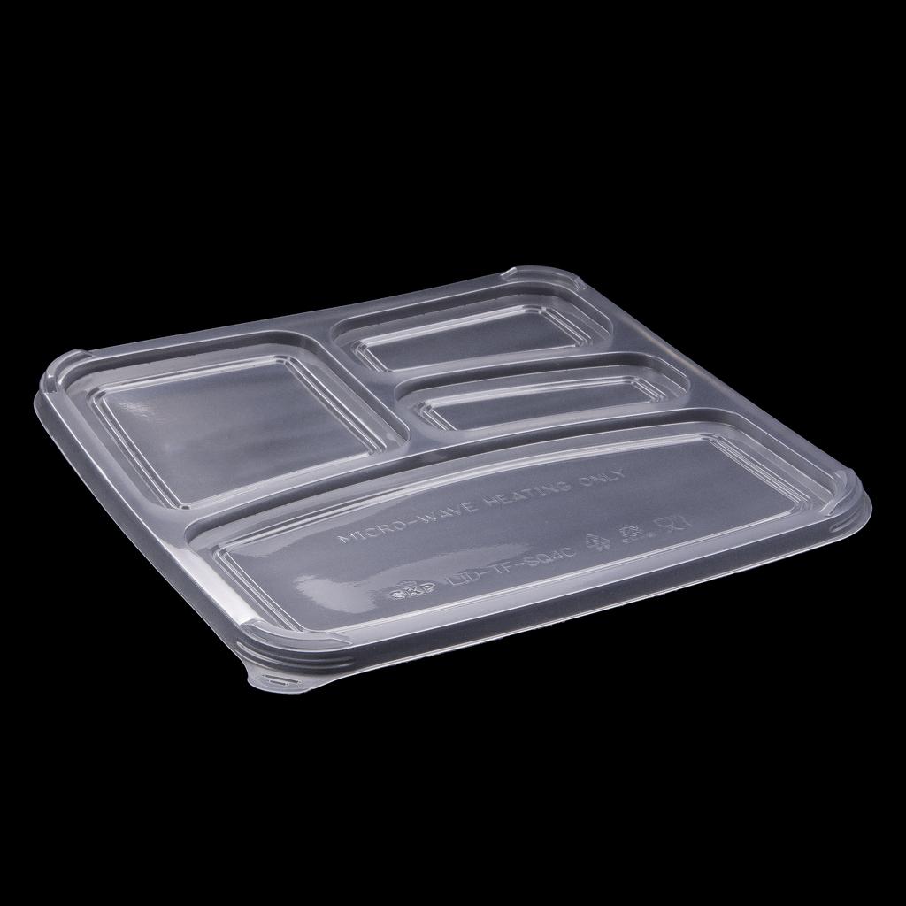 SKP lid for plastic 4 Compartment Container Australia